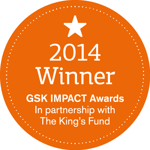 GSK Award Logo